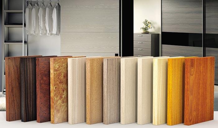 gỗ Acrylic, Laminate, Melamine