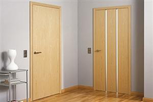 Cửa gỗ công nghiệp - Cửa gỗ nhựa Composite/ABS