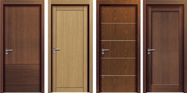 Cửa gỗ công nghiệp - Gỗ nhựa Composite/ABS