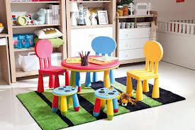 Bộ bàn ghế mẫu giáo 1